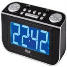Радиочасы Vitek VT-6600 8'' объявление продам