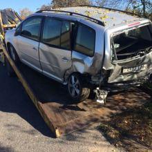 Продам авто Volkswagen Touran в аварийном состоянии объявление продам