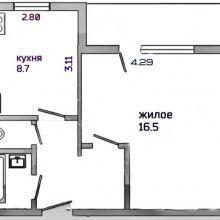 1-ая квартира г. Малорита объявление продам