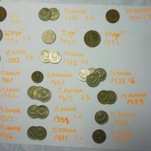 Монеты и жетоны объявление продам