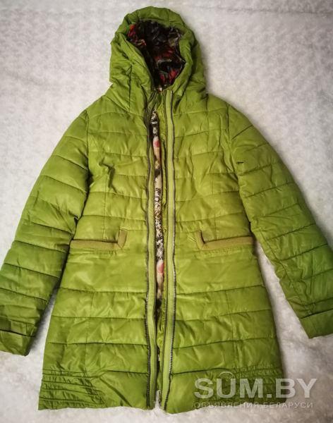 Демисезонное пальто объявление продам