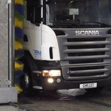 Мойка грузовых машин, прицепов и полуприцепов. Химчистка объявление услуга