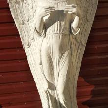 Ангел на могилу из литьевого мрамора объявление продам