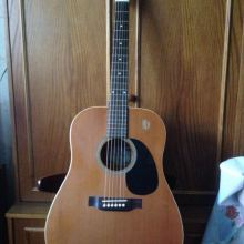 Акустическая гитара Baton Rouge L6 объявление продам