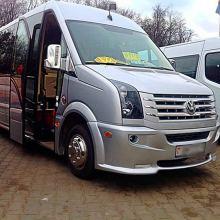 Прокат микроавтобуса с водителем в Минске объявление услуга