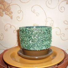 Кашпо для кактусов керамическое объявление продам