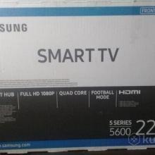 """продам срочно Телевизор Samsung 5 series Smart tv 22"""" б/у в хорошем состоянии объявление продам"""