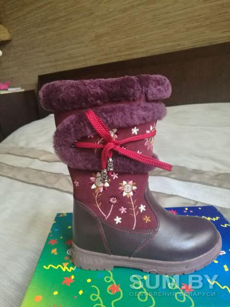 Сапоги зимние, новые объявление продам