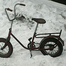 Велосипед детский объявление продам