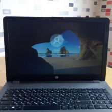 Продам ноутбук HP250 g6 объявление продам