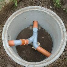 Копка колодцев, монтаж канализации объявление услуга