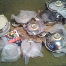 Продам набор посуды 14 предметов.фирма anoxia объявление продам