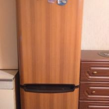 Холодильник INDESIT, газовая плита ГЕФЕСТ объявление продам