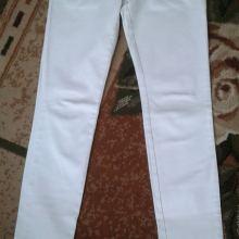 Белые джинсы объявление продам