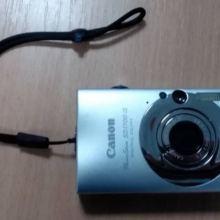 Цифровой фотоаппарат Canon Digital IXUS 80 IS объявление продам