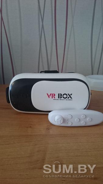 Очки виртуальной реальности объявление продам