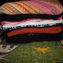 Женская одежда 48-50 пакетом+подарки объявление продам