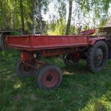 Трактор РС-09 объявление продам
