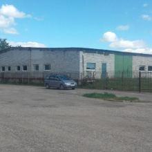 Продам промышленное здание Сморгонь объявление продам