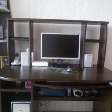 Компьютерный стол б/у объявление продам