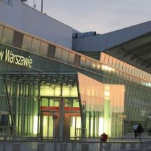 Трансфер в аэропорт Шопен(Варшава) объявление услуга
