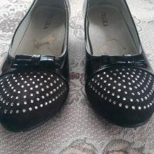 Туфли черные 15руб объявление продам