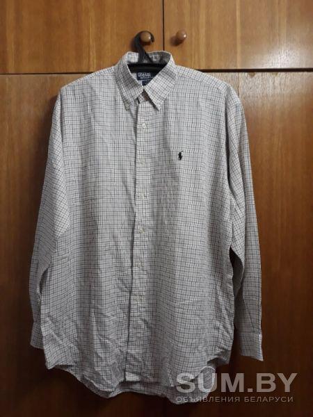Рубашка Polo by Ralph Lauren б у купить в Минске - объявления SUM.BY 5b57bf4e764