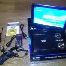 DVD-плеер портативный XPX EA - 9066 новый объявление продам