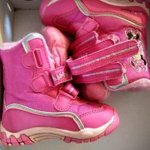 Продам детские зимние сапоги для девочки объявление продам