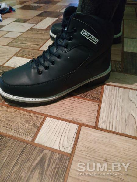 Мужские ботинки объявление продам
