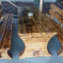 Комплект стол и две скамейки объявление услуга