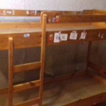 Кровать двухъярусная объявление продам