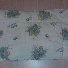 Подушка плоская для новорожденных объявление продам
