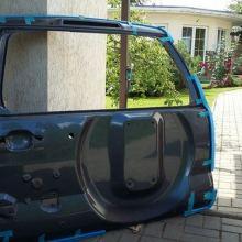 Дверь багажника прадо 120 объявление продам