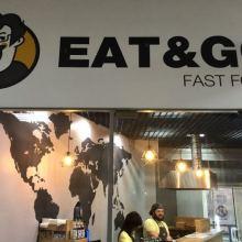 """Продам готовый бизнес: кафе """"Eat & Go"""" объявление продам"""
