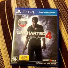 Uncharted 4 объявление продам