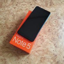 Xiaomi Redmi Note 5 3/32GB объявление продам