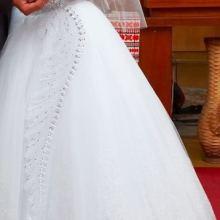 Свадебныое платье объявление продам