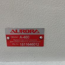 Продам рукавную швейную супер тяж. Aurora A460 новая объявление продам