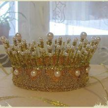 Корона для настоящей маленькой королевы объявление продам