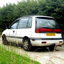 Продам авто срочно! Mitsubishi Space Runner 1992 г. на запчасти объявление продам