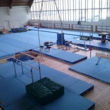 Спортивная гимнастика для мальчиков и девочек от 3 до 9 лет объявление услуга