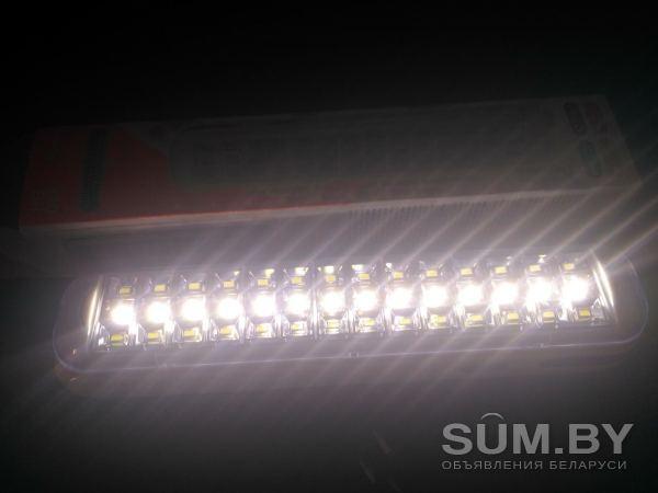 Аккумуляторный фонарь HG 8036 42LED объявление продам