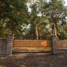 Ворота и прочие ограждения любого вида объявление услуга