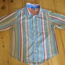 Полосатая рубашка объявление продам