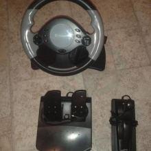 Руль, кпп, педали Defender extreme turbo pro объявление продам
