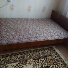 Кровать двуспальная объявление продам