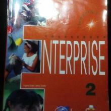 """Продам книги по английскому языку """"Enterprise 2"""" объявление продам"""