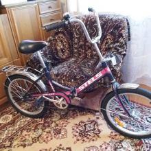 Продам раскладной велосипед объявление продам