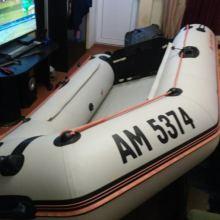 Продаю лодку ПВХ объявление продам